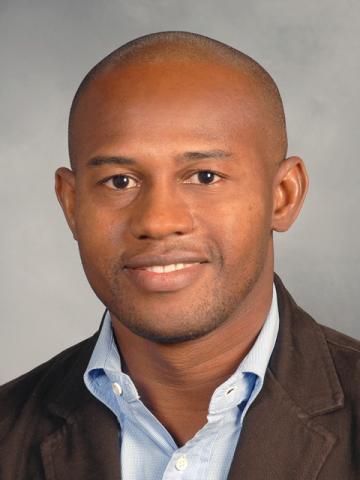 Dr. Macarthur Charles