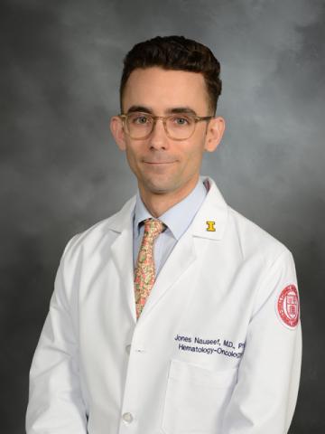 Dr. Jones Nauseef