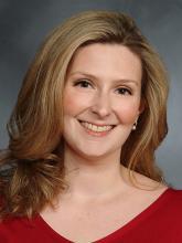Headshot of Helene Strauss