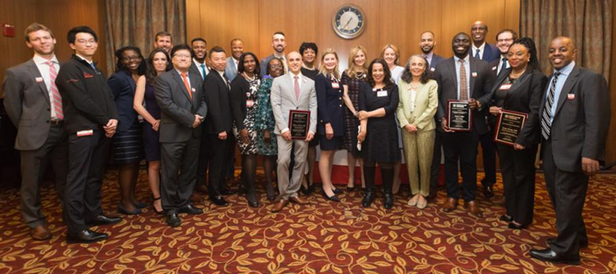 2019 Diversity Award winners