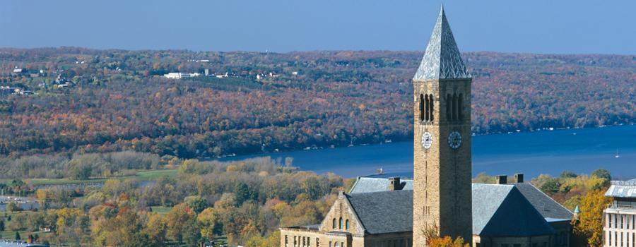 Cornell campus, Ithaca New York