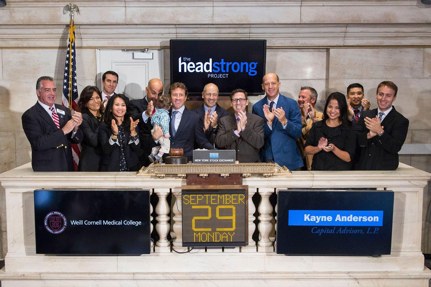 Weill Cornell Medicine Headstrong Project