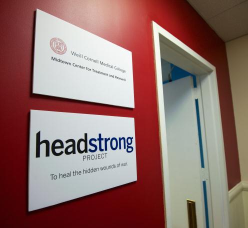 Weill Cornell Medicine PTSD Headstrong Project