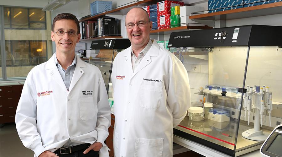 Drs. Brad Jones and Douglas Nixon