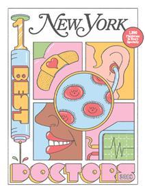 NY Magazine Cover