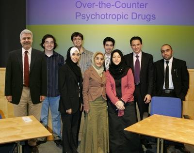 Weill Qatar Student Debate