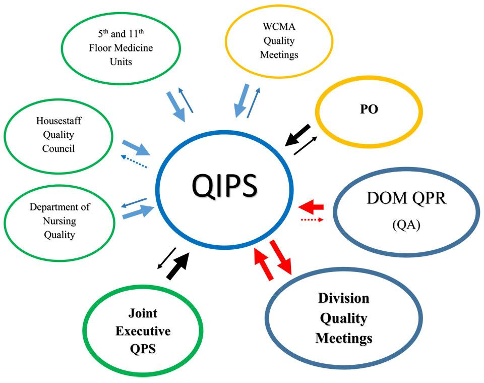 QIPS structure