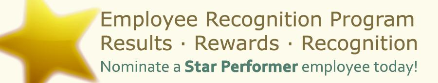 Nominate a star performer
