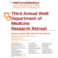 Third Annual WDOM Research Retreat