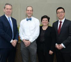 2019 Fellow Award in Research finalists