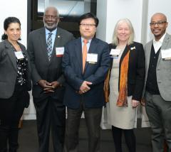 2018 Tri-Campus Health Equity Symposium group photo