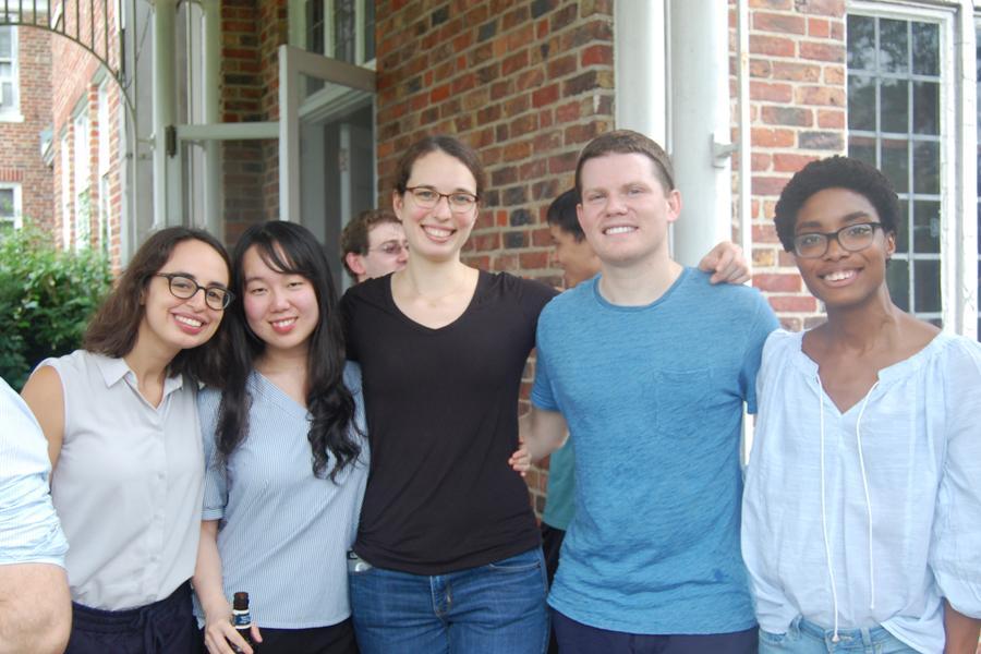 Weill Cornell House Staff